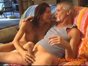 Муж ебет жену порно со зрелыми