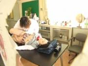 В азиатской клинике ебут спящих пациенток