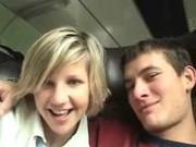 Отсосала пацану в поезде