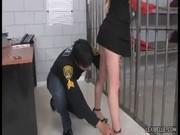 В тюрьме свои правила