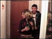 Пьяный парень зашел к подруге на секс