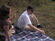 Выебал мамку на пикнике